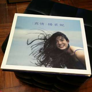 絕版 1994年 真情 楊采妮寫真集一本 Charlie Yeung