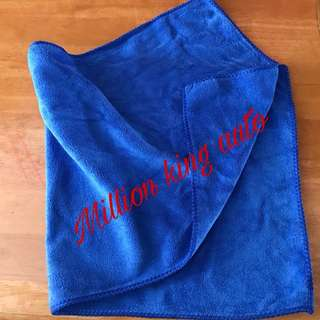 Car washing super absorbent cloth