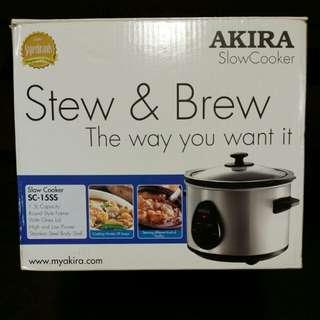 (TGN) Akira Slow Cooker