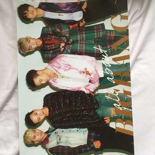 Bigbang Unofficial Posters