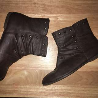 Repriced Ankle boots