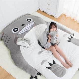 Instock 🔥Cartoon mattress . Lazy bed . Tatami mattress