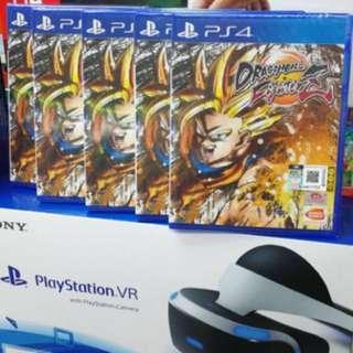 New PS4 DRAGONBALL