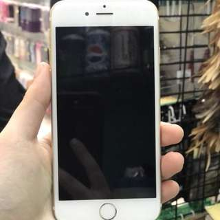二手 IPhone6 金色 64gb