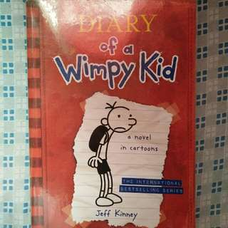 REPRICED! Diary of a Wimpy Kid by Jeff Kinney (Pt. 1)