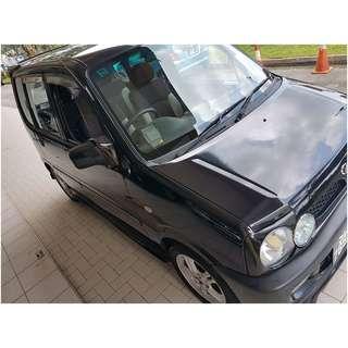 Selling Perodua Kenari 1.0A