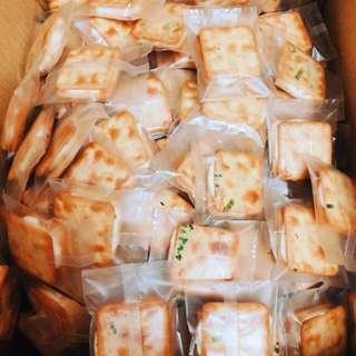台灣純手工製作牛嘎餅