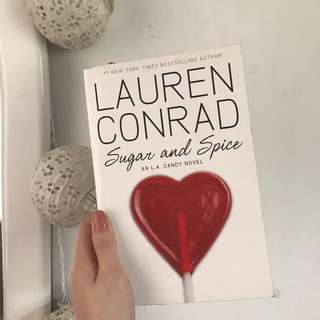 Lauren Conrad Sugar and Spice