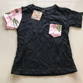 Cactus Print Boys Tshirt