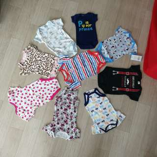 Baby Rompers dozens of designs