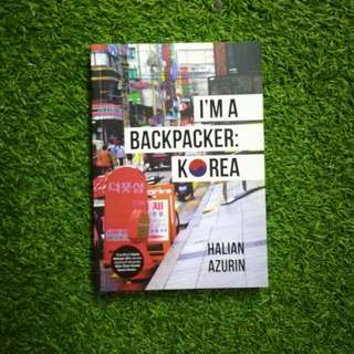 "BUKU : I""M A BACKPACKER KOREA"