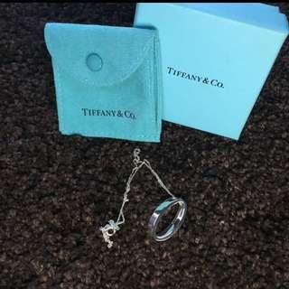 Tiffany & Co. 橢圓型項鏈 頸鏈 Oval Necklace