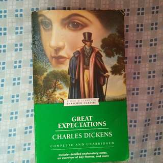 Great Expectations by Charles Dickens (Simon & Schuster Enriched Classic)