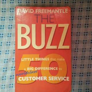 The Buzz by David Freemantle
