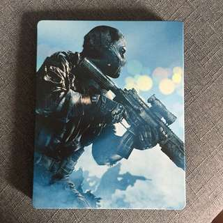 PS4 Call of Duty Ghost (Steel Case)