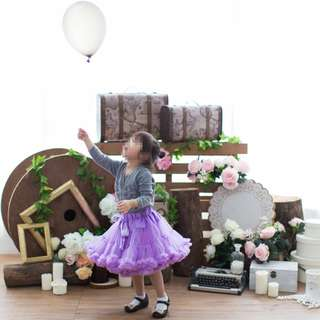 Petti Tutu Skirt - Lavender
