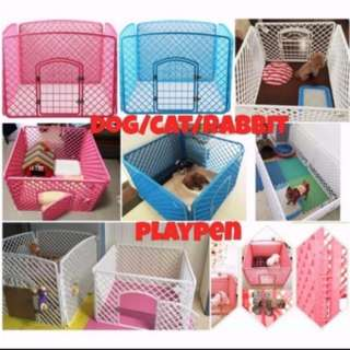 Like For Likes Pet Cage Playpen fence dog cat rabbit