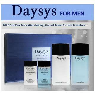 ENPRANI For MAN Daysys Toner &Emulsion Moisturizing Gift Set