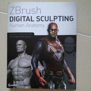 ZBrush Digital Sculpting Human Anatomy