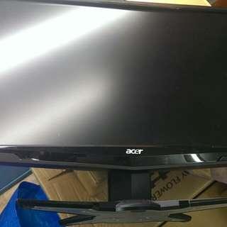 Acer Q235H 華碩電腦螢幕