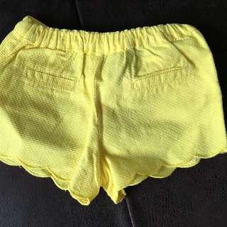 Gingersnaps 12 mo baby girl shorts