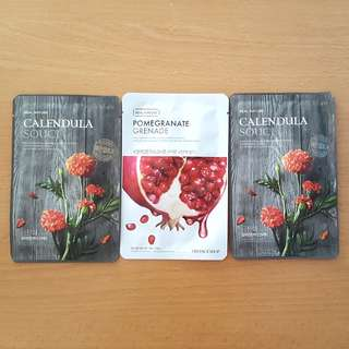 🌸FREE THE FACE SHOP MASK GIVEAWAY