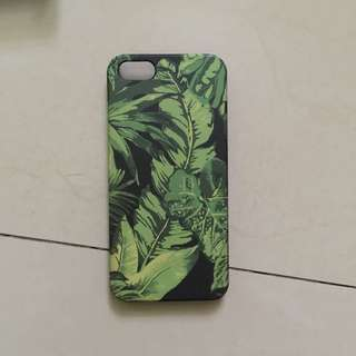 palm leaves iphone case buat iphone 5/5s