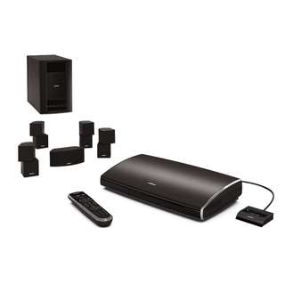 [Jewel cube speaker] Bose Lifestyle V35 Home Theater System
