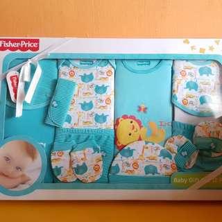 Fisher-Price 12 pc baby gift set