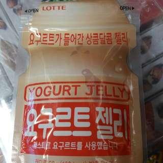 韓國樂天乳酸軟糖益力多軟糖