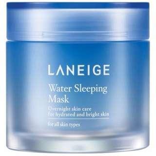 Laneige Water Sleeping Mask 15ml (Sample size )