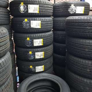 2018 tyre price list