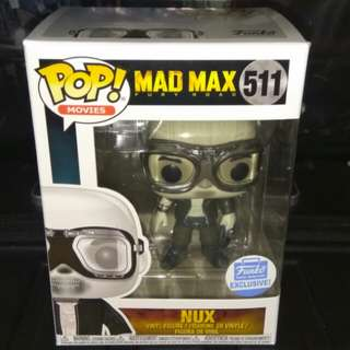 [PRE-ORDER] Nux of Mad Max Fury Funko Pop