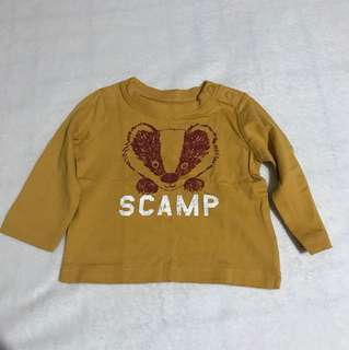 Long-sleeves for infants