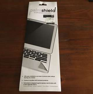 Palm shield