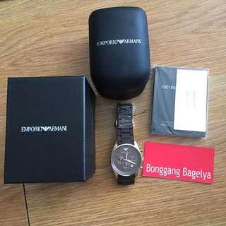Authentic Emporio Armani Watch
