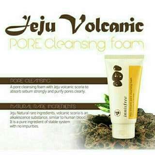 INNISFREE Jeju Volcanic Pore Cleansing Foam 150ml