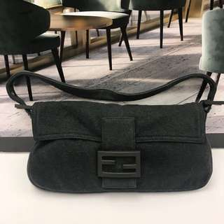 歲晚一口價Fendi Cotton Handbag