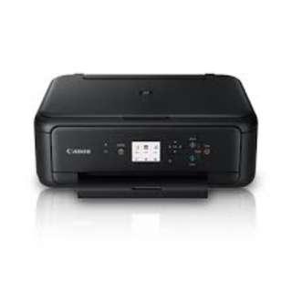 Canon TS5170 - Black Wireless Printing Auto-Duplex Wi-Fi Print/Scan/Copy Black 4549292090789  (2228C012AA)