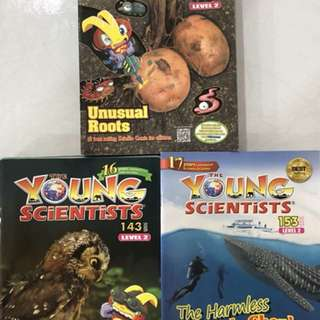 The Young Scientists Level 2 (133 to 162)