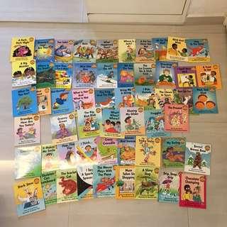 Excellent Condition Complete Sunshine Blend Books 56 Bks