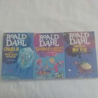 Roald Dahl Children Books