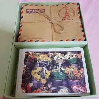 Mini Paris Post Cards :)