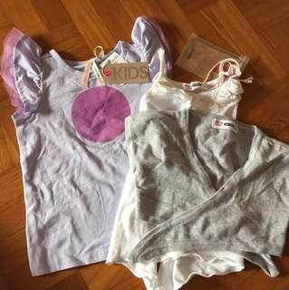 Girls tops - bundle