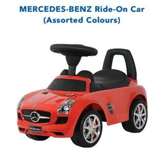 Brand New Toys R Us Mercedes Car