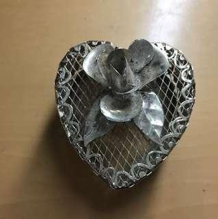 心形金屬盒
