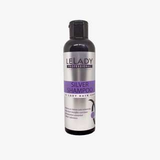 LeLady Professional Purple Shampoo For SIiver/Blonde Hair