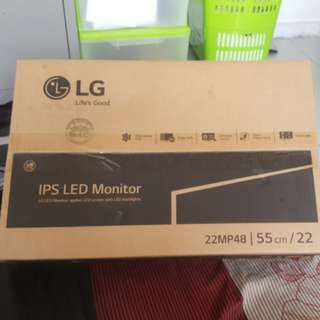 Brand new LED Monitor