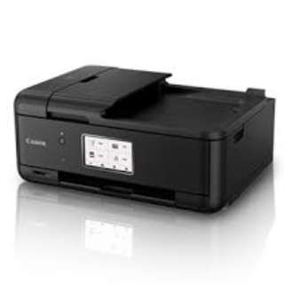 Canon Wireless - WiFi TR8570 - 5 Inks With Fax & Auto Feeder