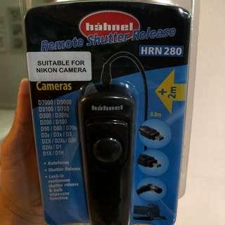 Remote Shutter Release Nikon